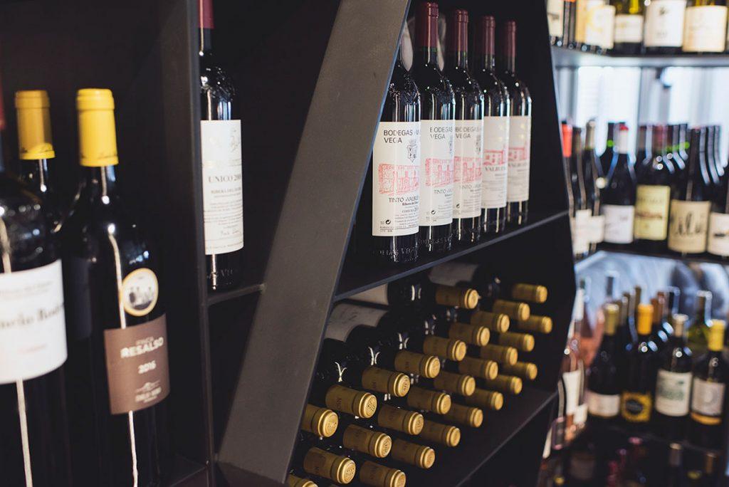 maridaje de vinos